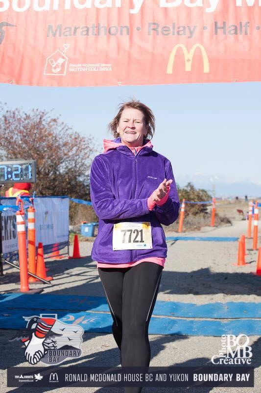 Serie Frauenlauf | Marina loopt virtueel mee!