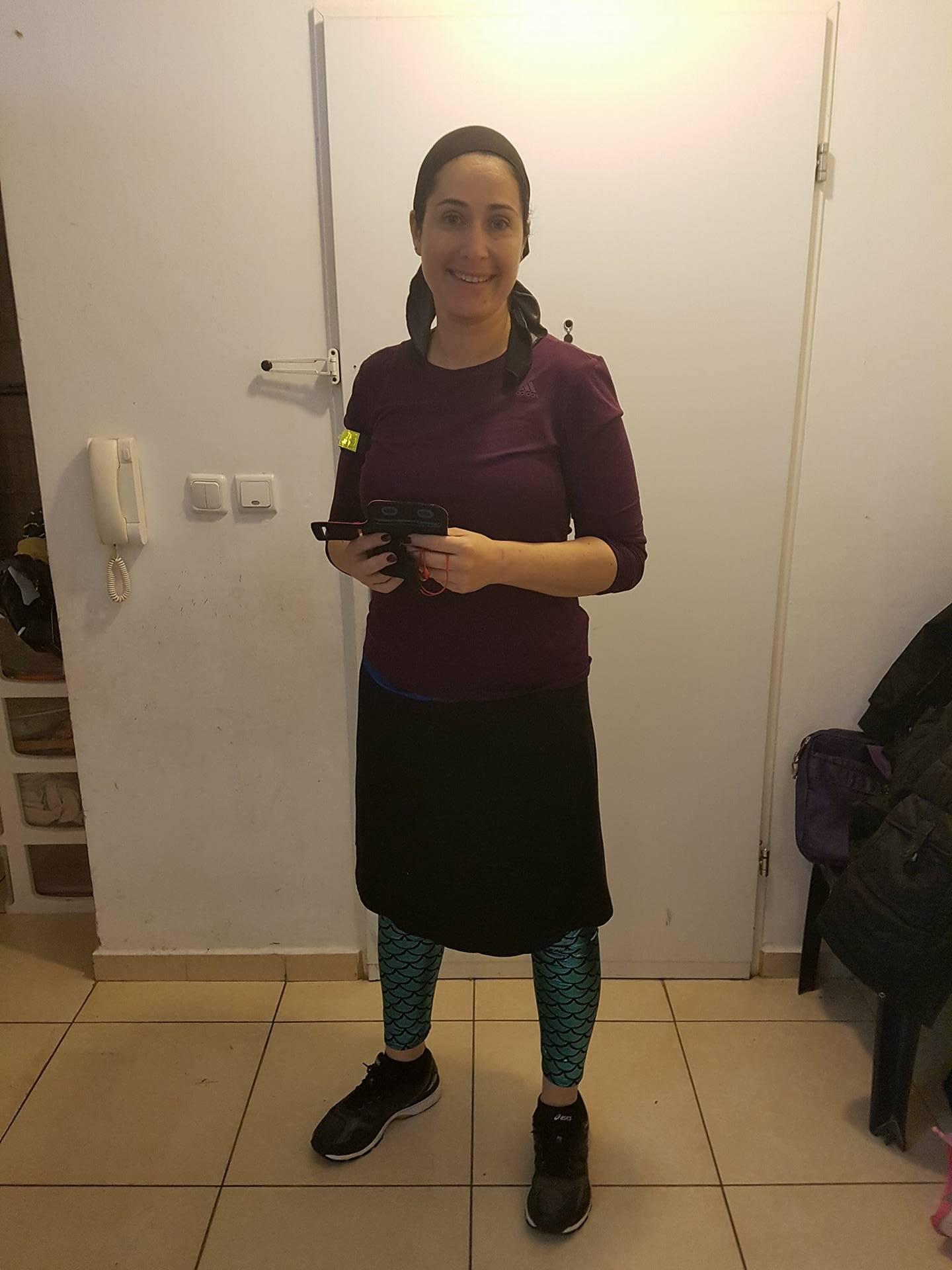 Serie Frauenlauf | Michal had geen excuses meer en ging lopen!