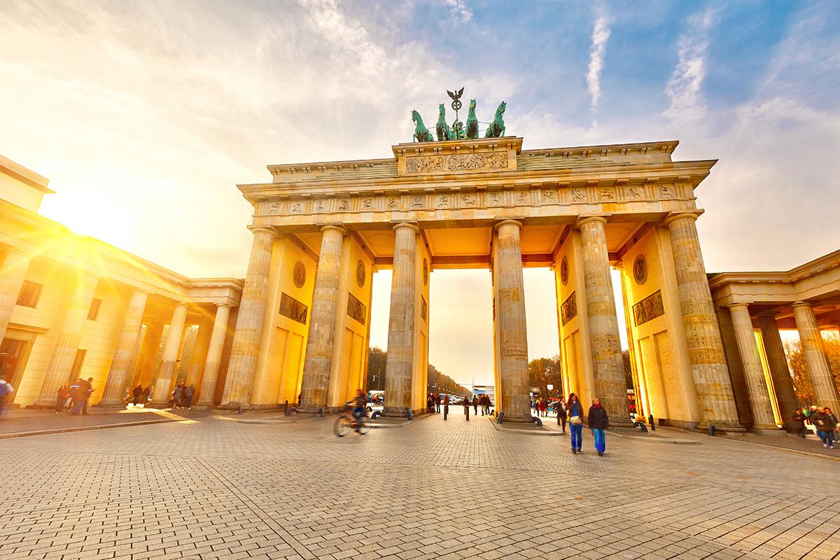 Ik ga naar Berlijn toe!